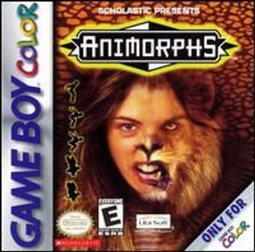 Animorphs (Game Boy Color) (Pre-Owned)