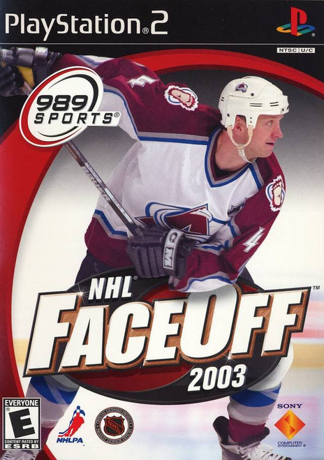 NHL Faceoff 2003 (PS2)