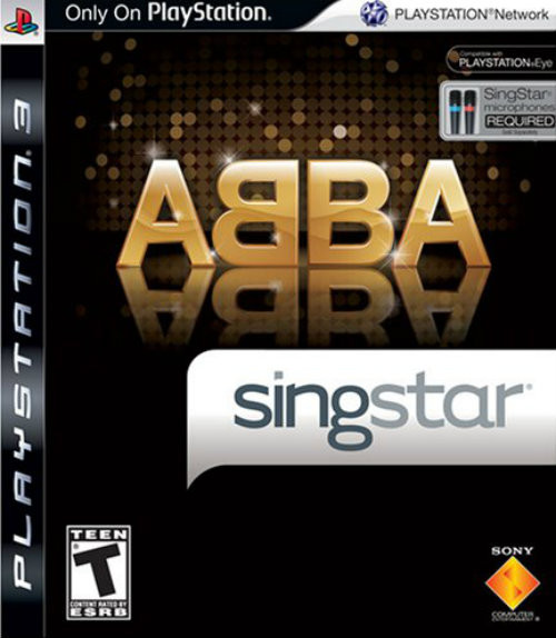 ABBA Singstar (PS3)