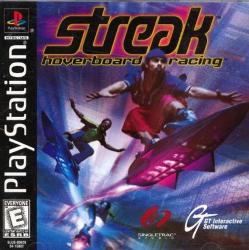 Streak Hoverboard Racing (PS1)