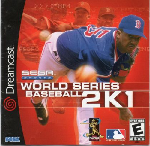 World Series Baseball 2K1 (Dreamcast)