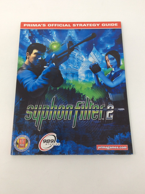 Syphon Filter 2 (Prima's Official Strategy Guide)