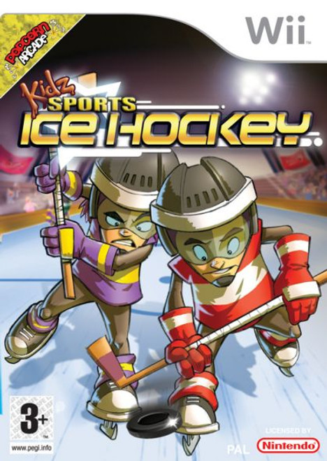 Kidz Ice Hockey, Sports (Wii)