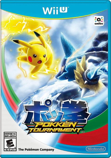 Pokken Tournament (WiiU)