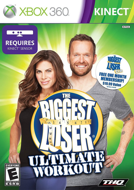 Biggest Loser: Ultimate Workout (Xbox 360)