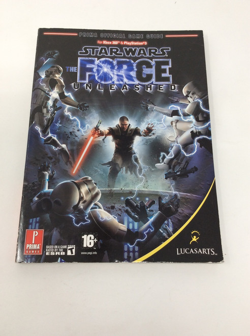 Star Wars: The Force Unleashed (Prima Official Game Guide)