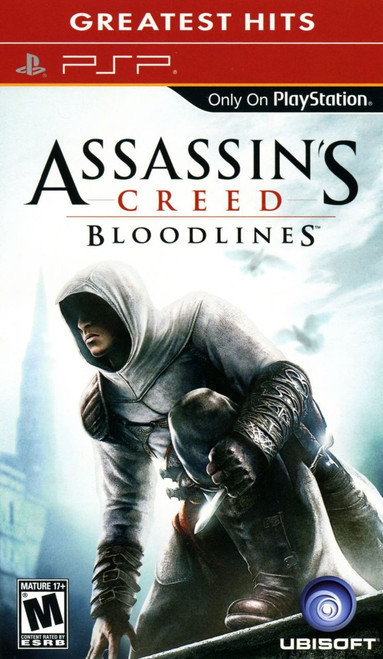 Assassins Creed: Bloodlines (PSP) (Pre-Owned)