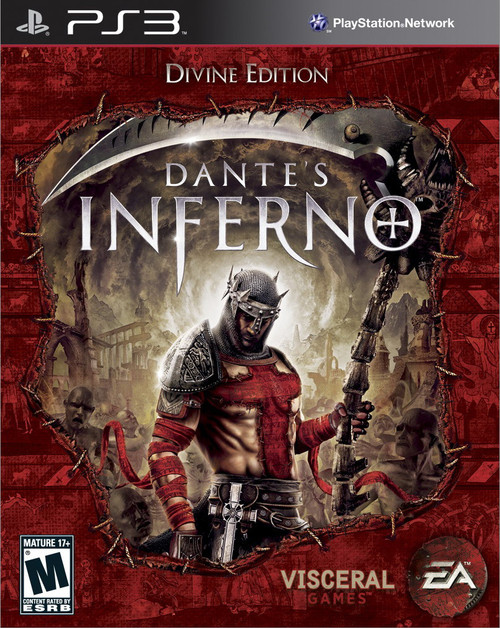 Dante's Inferno (PS3) (Pre-Owned)