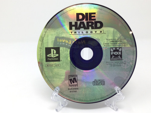 Die Hard Trilogy 2: Viva Las Vegas (PS1)