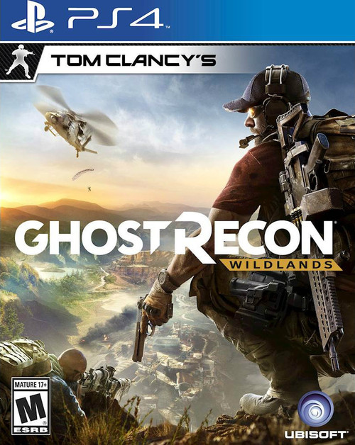 Ghost Recon: Wildlands (PS4) (Pre-Owned)