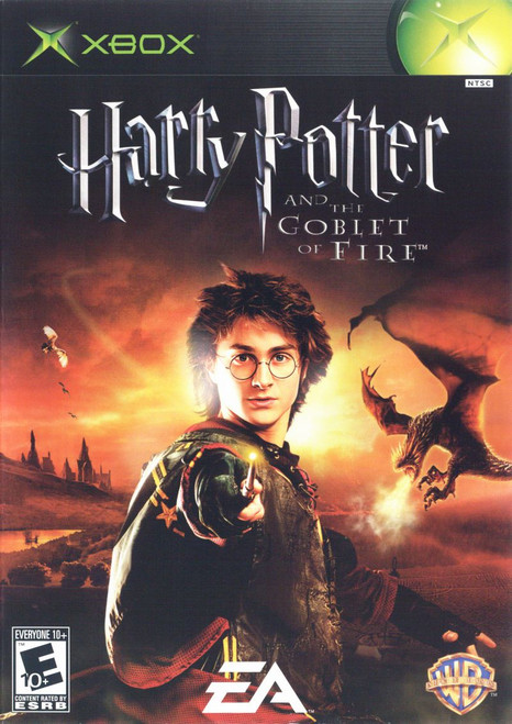 Harry Potter and the Goblet of Fire (Original Xbox)
