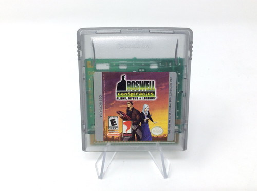 Roswell Conspiracies: Aliens, Myths & Legends (Game Boy Color)