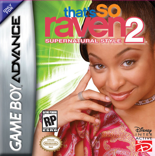 Disney's That's So Raven 2: Supernatural Style (Game Boy Advance)