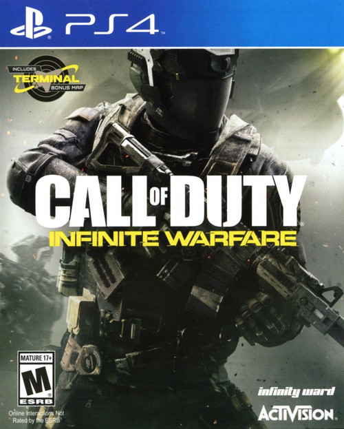 Call of Duty: Infinite Warfare (PS4) (Pre-Owned)