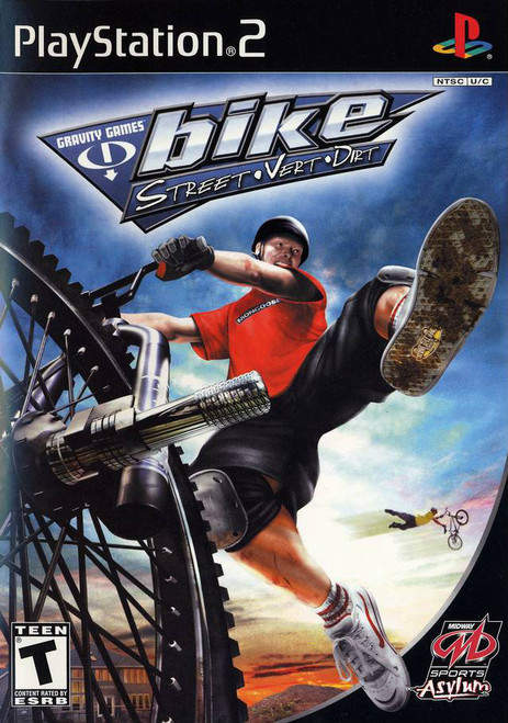 Gravity Games Bike: Street. Vert. Dirt. (PS2)