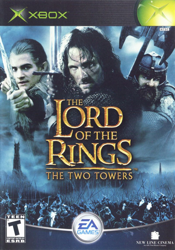 The Lord of the Rings: The Two Towers (Original Xbox)