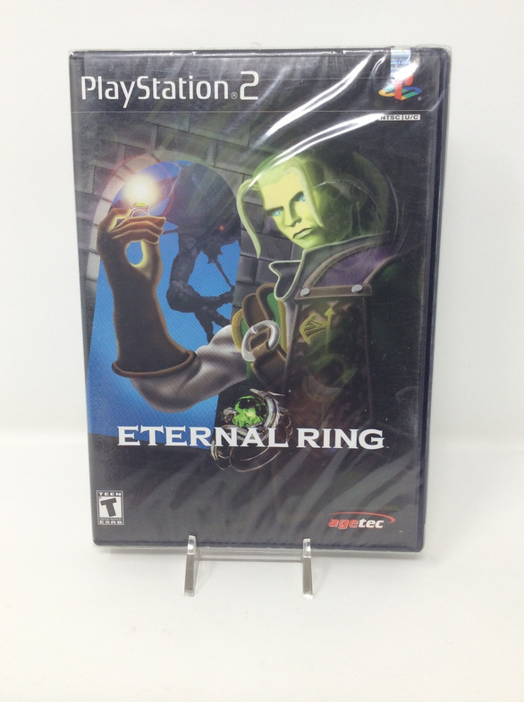 *BRAND NEW* Eternal Ring (PS2)