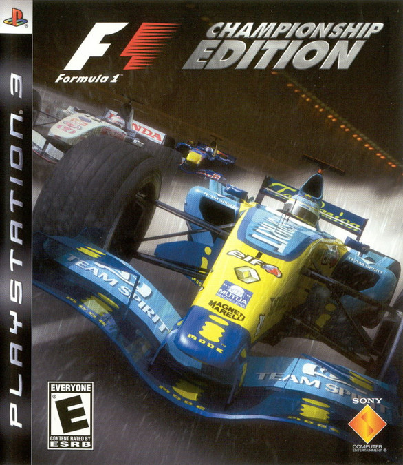 Formula 1: Championship Edition (PS3) (Pre-Owned)