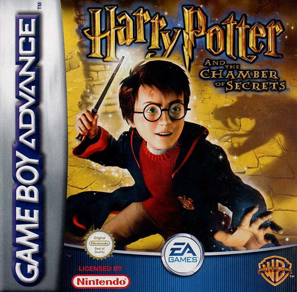 Harry Potter and then Chamber of Secrets (Game Boy Advance)