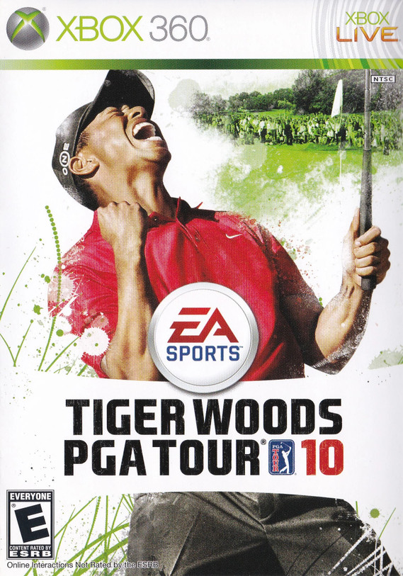 Tiger Woods PA Tour 10 *BRAND NEW* (Xbox 360)