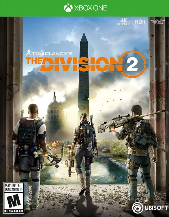 The Division 2 (Xbox One) (Pre-Owned)