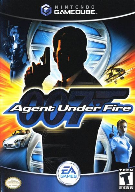 007 Agent Under Fire (GameCube)