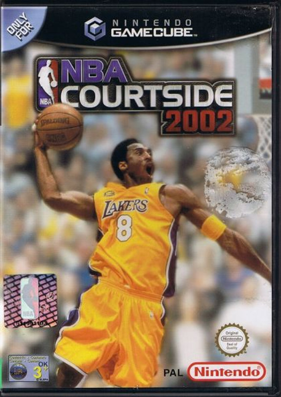 NBA Courtside 2002 (GameCube)