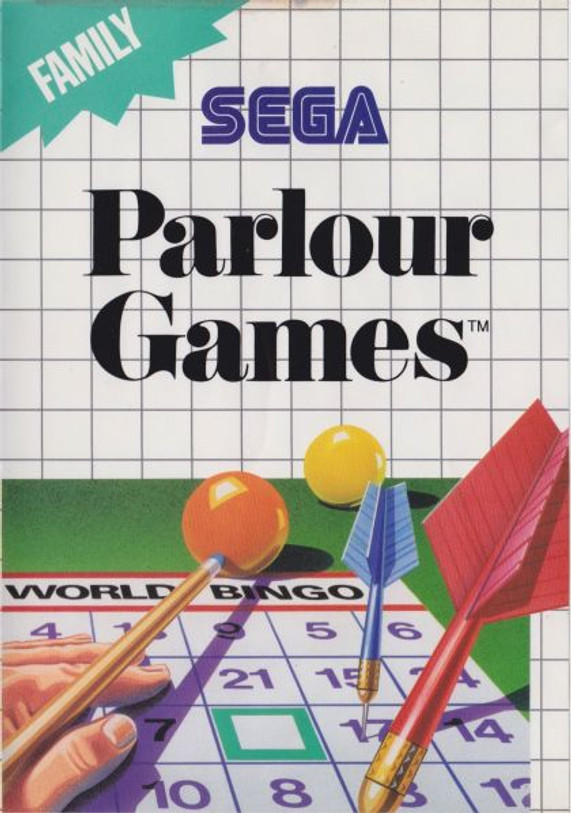 Parlour Games (Master System)