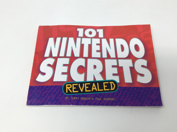 101 Nintendo Secrets Revealed