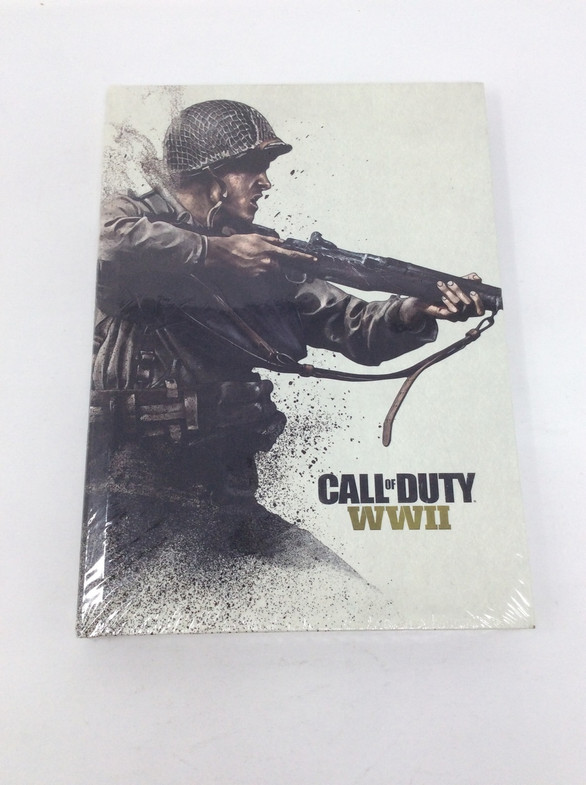 *BRAND NEW* Call Of Duty: WWII (Collector's Edition Hardcover Strategy Guide)
