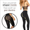 Womens Butt Lifting Leggings High Waisted with body shaper Inside  Push UP Colombian Leggings – Pantalon Colombiano Levanta Cola Nevada