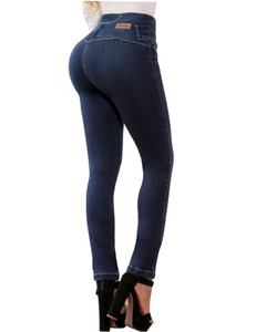 Butt Lifting Colombian Jean - Sonia