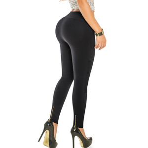 Women's Butt Lifting Leggings High Waisted with body shaper Inside Push UP Colombian Leggings – Pantalon Colombiano Levanta Cola Angel