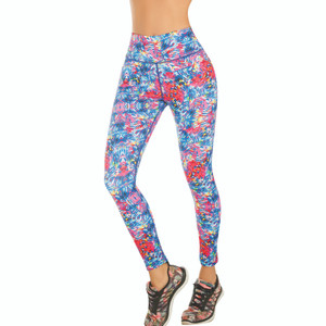 Sports Leggings Colombianos Valencia