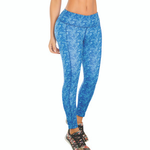 Sports Leggings Colombiana Rumania