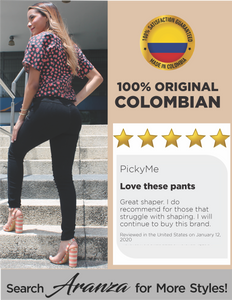 Butt Lifting Colombian Jean - Mariane
