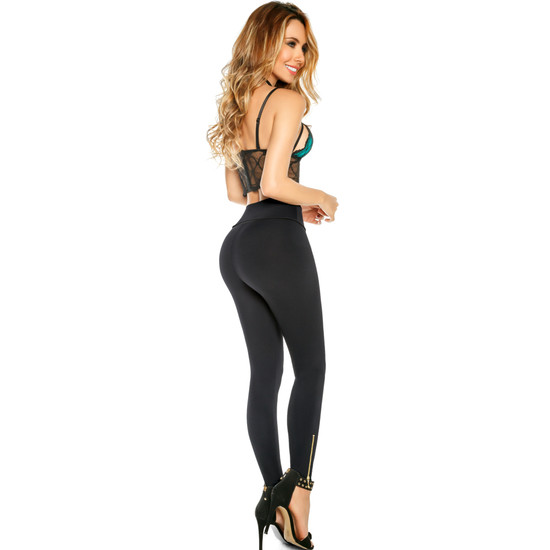 Women's Butt Lifting Leggings High Waisted with body shaper Inside Push UP Colombian Leggings – Pantalon Colombiano Levanta Cola Nevada