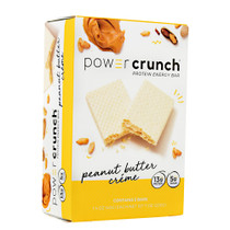 Power Crunch, Peanut Butter Creme, 5 (1.4 oz) Bars