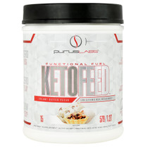 Ketofeed, Creamy Butter Pecan, 15 Servings