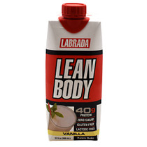 Lean Body Rtd, Vanilla, 12 - 17 fl oz Containers