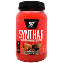 Syntha-6, Chocolate Peanut Butter, 2.91 lbs (1.32 g)