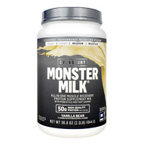 Monster Milk, Vanilla Bean, 2.3 LB (1044 G)
