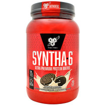 Syntha-6, Cookies And Cream, 2.91 lbs (1.32 kg)