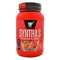 Syntha-6, Strawberry Milkshake, 2.91 lbs (1.32 kg)