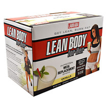 Lean Body For Her, Vanilla, 20 - 1.73 oz Packets