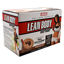 Lean Body For Her, Chocolate, 20 - 1.73 oz Packets