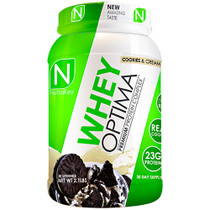 Whey Optima, Cookies & Cream, 30 Servings