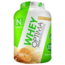 Whey Optima, Vanilla Ice Cream Cookie, 70 Servings