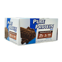 Pure Protein Bar, Chocolate Deluxe, 6 (50 g) Bars