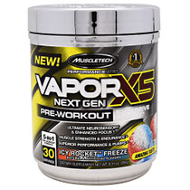 Vaporx5 Next Gen, Icy Rocket Freeze, 30 Servings